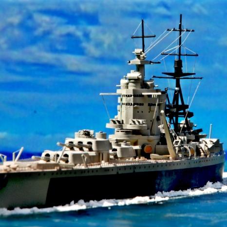 HMS Nelson (Tamiya)