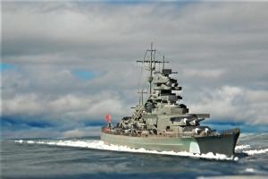 DKM Bismarck (Aoshima)