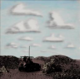 desert landscape 8-19-11 059 dusk