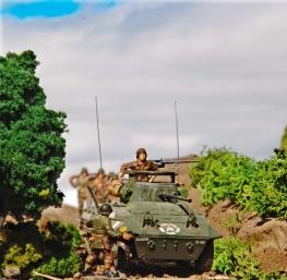 1/72 Italeri M-8 normandy 010