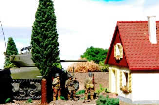 1/72 normandy diorama 021