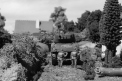 1/72 normandy diorama 026 bw