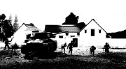 1/72 Russian Village Diorama 137 L1