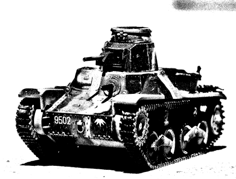 Type 95 Ha-Go L3