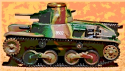 Type 95 Ha-Go P2
