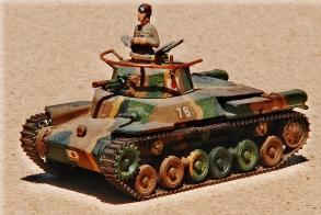 Type 97 Chi Ha_001 dark