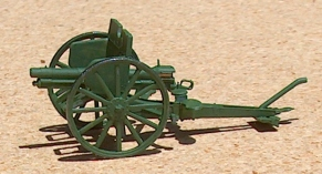 Year 38 75mm field gun
