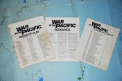 The well worn handbooks.