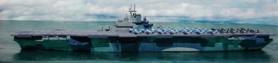 CV-14 USS Ticonderoga (Hasegawa)