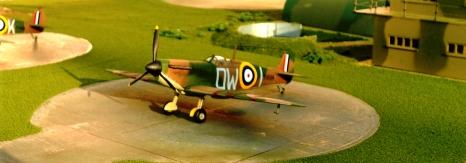 Airfix Spitfires Mk I