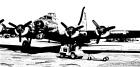 Airfix B-17G Bit o Lace_007