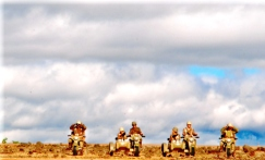 Italeri German Motorcycles and Afrika Korps_004