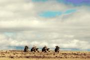 Italeri German Motorcycles and Afrika Korps_015