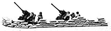 US Bofors 40mm AA L4