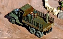 PSP North Africa A 022 dumper