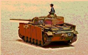 PzKw IIIM new P3
