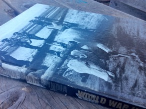 """The """"China-Burma-India"""" volume of the classic Time Life WWII series."""