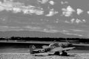 Stuka Airfield_001 bw