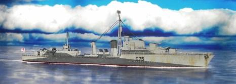 Trumpeter 1/700 HMS Eskimo