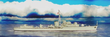 Revell Germany 1/700 HMS Kelly