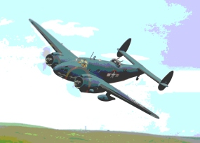 PV-1 Ventura_in_flight_003