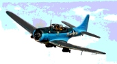 SBD Dauntless_in_flight_002