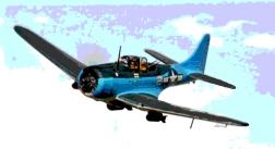 SBD Dauntless_in_flight_002