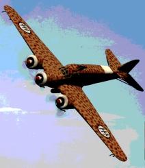 SM.79_in_flight_007