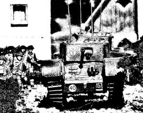 Airfix 1/76 Churchill Crocodile and Mk VII