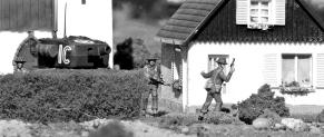 Airfix WWII British Infantry