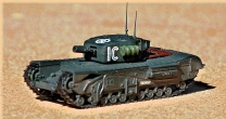 Matchbox AVRE Bridgelayer