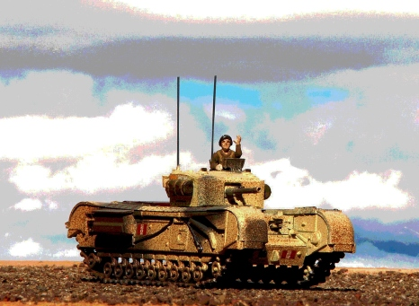 "Churchill Mk III ""Kingforce"""