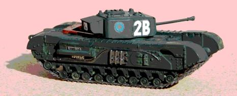 Airfix 1/76 Churchill Mk VII