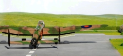 1/72 Avro Lancaster taxiing.