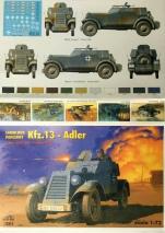 1/72 Kfz 13 Adler