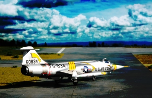Italeri F-104C