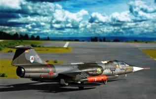 Italeri F-104G