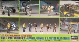 hasegawa pilots