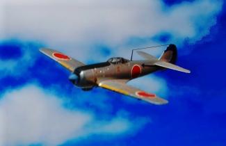 "Nakajima Ki-84 Hayate (""Frank"")"