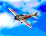 """Nakajima Ki-44 Shoki (""""Tojo"""")"""