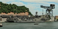 japanese harbor heian maru 001