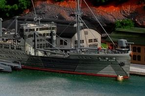 japanese harbor heian maru 021