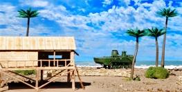 Japanese Beach 091